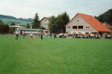Sportheim neu